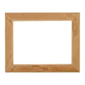Рама для картин (зеркал) 15 х 20 х 3.0 см, дерево, липа, «Старина», горячее тиснение Ош