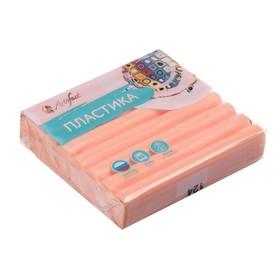 Пластика - полимерная глина 56 г «Цветочная коллекция» светлый абрикосовый