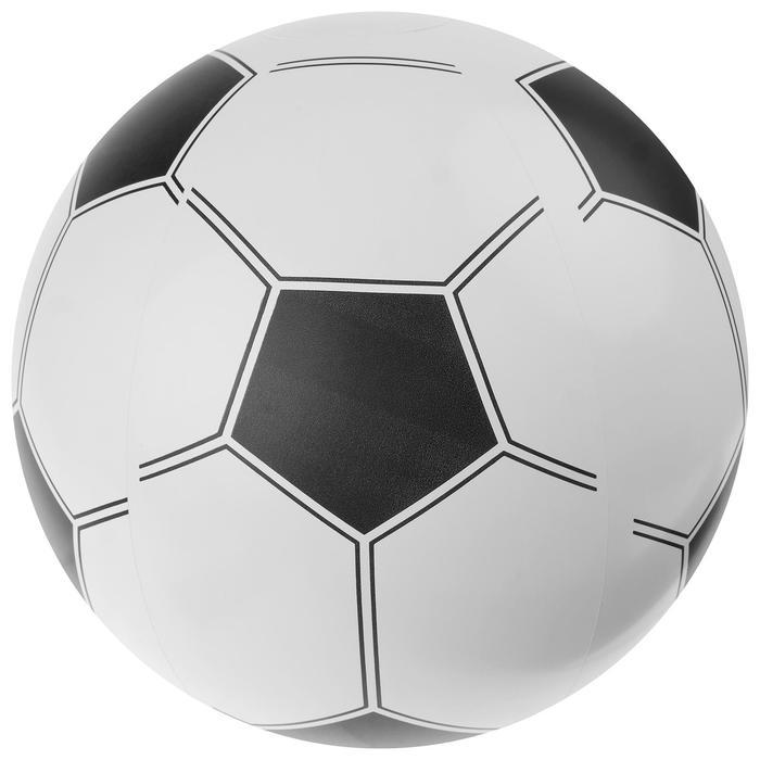 Мяч надувной «Футбол», d=30 см