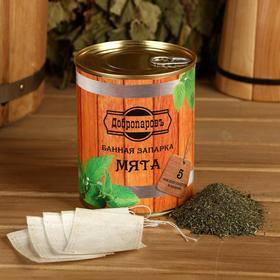 Набор в банке запарка 'Мята', 5 фильтр пакетов Ош