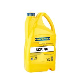 Компрессорное масло RAVENOL Kompressorenoel Screw SCR 46, 5л Ош