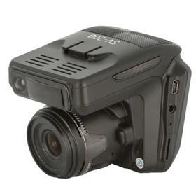 Видеорегистратор + радар детектор Subini Stonelock SV-200, 2 камеры, 2.7', 1920х1080 Ош