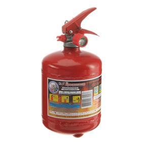 Огнетушитель порошковый 'Ярпожинвест' ОП-1(3), BCE-02 дм.110(А) Ош