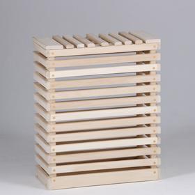 Ящик для белья сундук, 22×50×60см Ош