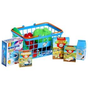 Корзинка «Супермаркет», 22 предмета