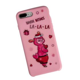 Наклейки на телефон «Лама», 8 х 14 см Ош