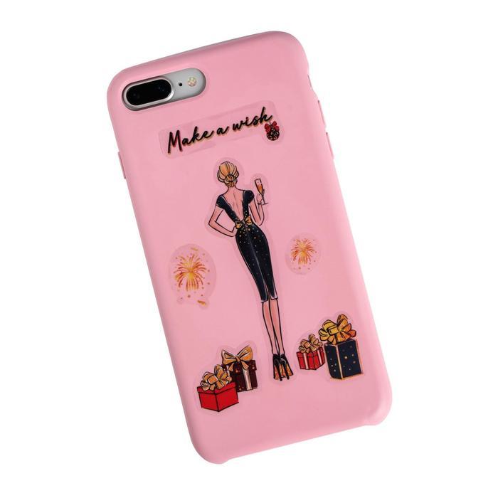Наклейки на телефон Fashion, 8 х 14 см