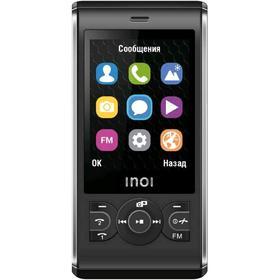 "Сотовый телефон INOI 249S, 2,4"", 32Мб, microSD, 0,1Мп, 2sim, Bt2,1, 1000мАч, чёрный"