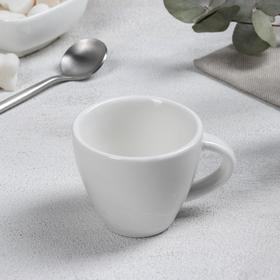 Чашка кофейная TIFFANY, 80 мл, 7,8х6,3х5,2 см