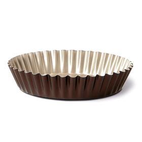Форма для торта Dolci idee 26 см, рифлёная