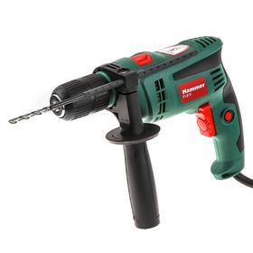 Дрель ударная Hammer Flex UDD780A, 780 Вт, БЗП 13 мм, 2800 об/мин, реверс