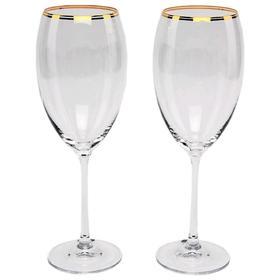 Набор бокалов для вина «Виола», 450 мл, 2 шт.