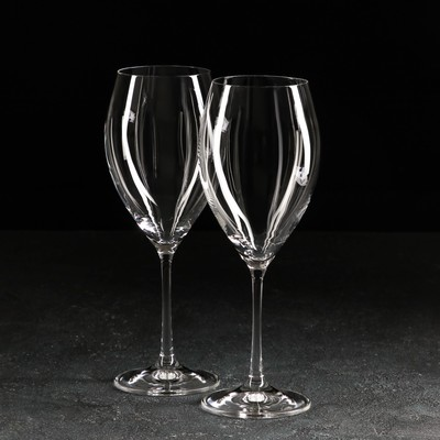Набор бокалов для вина «София», 490 мл, 2 шт. - Фото 1
