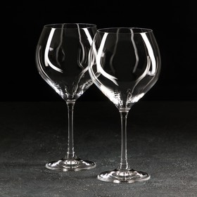 Набор бокалов для вина «София», 650 мл, 2 шт.