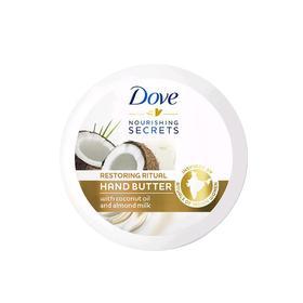 Масло для рук Dove «Кокосовое масло и миндальное молочко», 75 мл