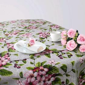 Кухонный набор «Анже», скатерть 145 × 200 см, салфетки 40 × 40 см-6 шт