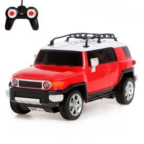 Машина радиоуправляемая Toyota FJ Cruiser, 1:24, работает от батареек, МИКС