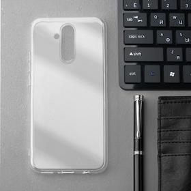 Чехол Innovation, для Huawei Mate 20 Lite, силиконовый, прозрачный