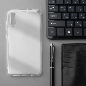 Чехол Innovation, для Samsung A50, силиконовый, прозрачный