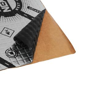 Виброизоляционный материал TECHNIK NEXT 2, размер: 2х500х700 мм Ош