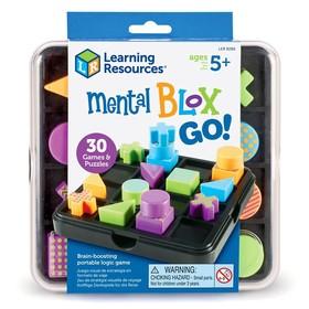 Игровой набор «Ментал блокс. Возьми с собой», 17 элементов