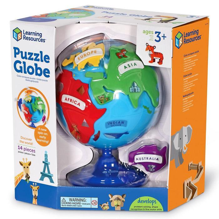 Игровой набор «Мой первый глобус»