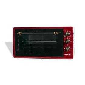 Мини-печь Bravo FO-45RR, 1300 Вт, 45 л, противень 40х30см, красная