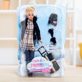 Кукла-модель «Мария» с аксессуарами, МИКС