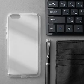 Чехол Innovation, для Huawei Honor 7A/Y5 Prime, силиконовый, прозрачный