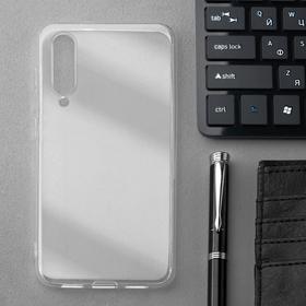Чехол Innovation, для Xiaomi Mi 9 SE, силиконовый, прозрачный