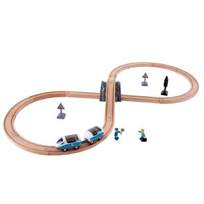 Игровой набор «Ж/Д-пассажирских поездов» - Фото 1
