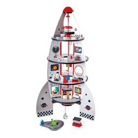 Игровой набор «Четырёхступенчатый космический корабль»