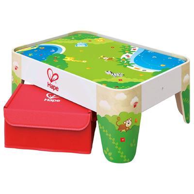 Игровой стол для железной дороги, с коробкой для хранения - Фото 1