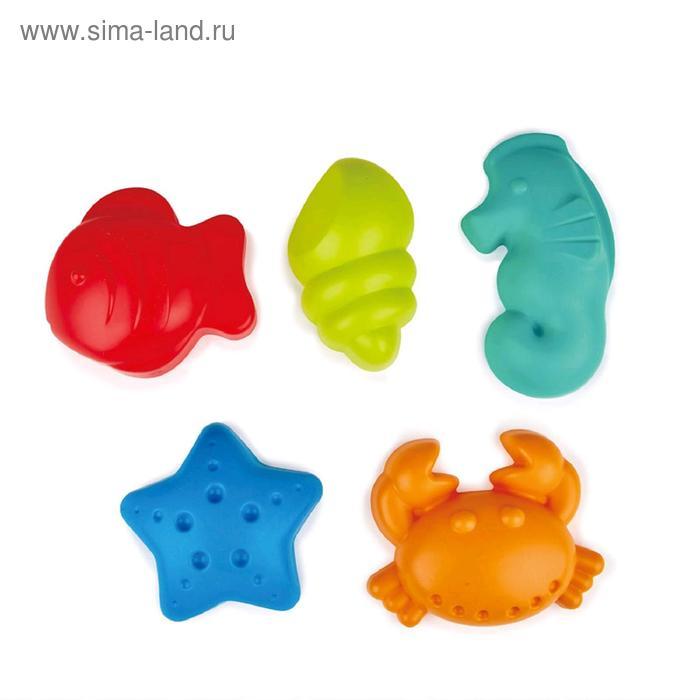 Игрушка для игры в песочнице «Морские создания»