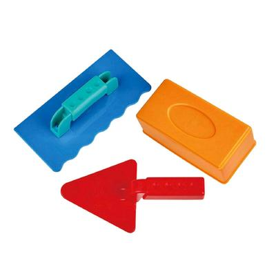 Игрушка для игры в песочнице «Набор каменщика»