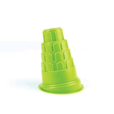 Игрушка для игры в песочнице «Пизанская башня»