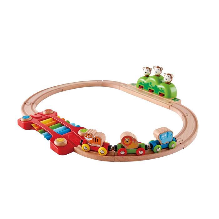 Музыкальная железная дорога