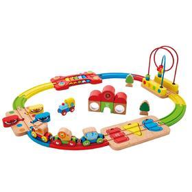 Музыкальная железная дорога «Радужная головоломка»