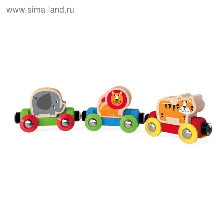 Поезд «Джунгли»