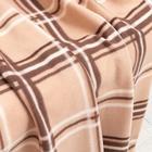 Плед Scotland шоколад+экрю - Фото 2