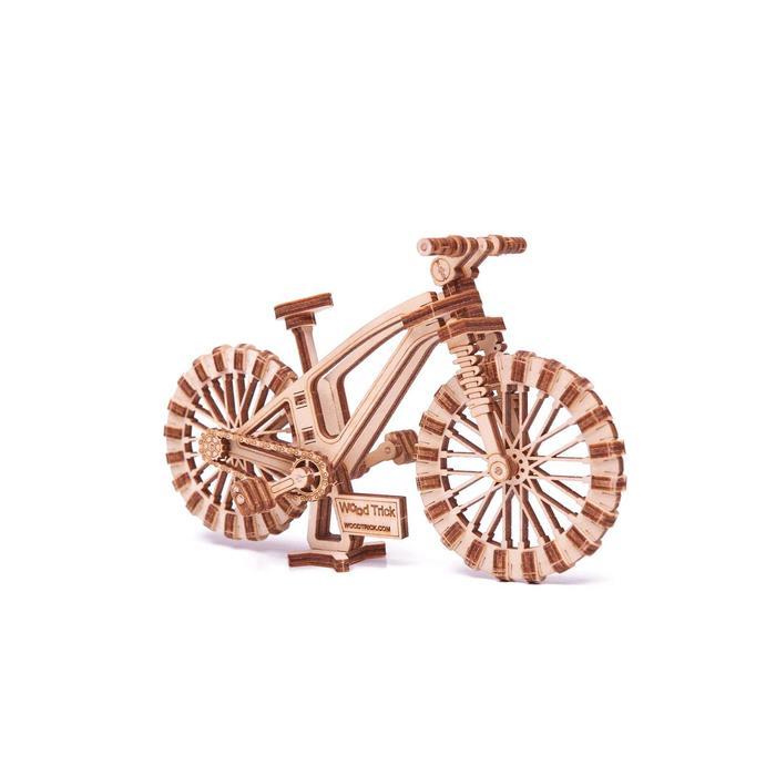 3D-пазл из дерева «Вудик Мини велосипед»