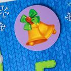 Игрушка развивающая «Весёлые липучки. Новогодний счёт» МИНИ - Фото 3