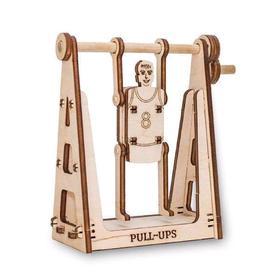 Деревянный конструктор «3D SPORTSMAN»