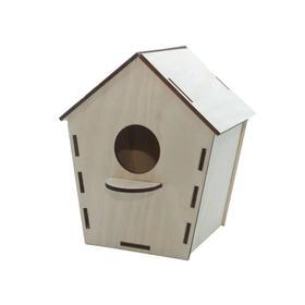 Конструктор деревянный «Скворечник для птиц»