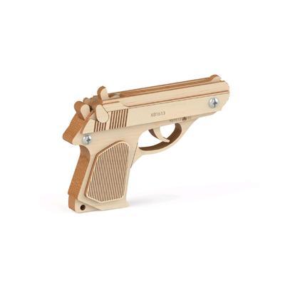 Конструктор-пистолет, резинкострел «Байкал» - Фото 1