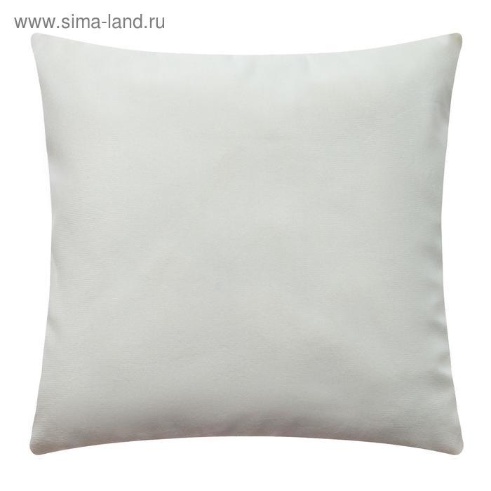 Наволочка декоративная Крошка Я «Космонавт», размер 40х40 см