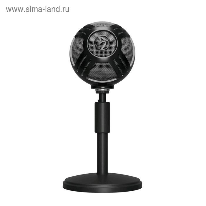 Микрофон компьютерный Arozzi Sfera Pro, 50-16000 Гц, 44 дБ, USB, 1.9 м, черный