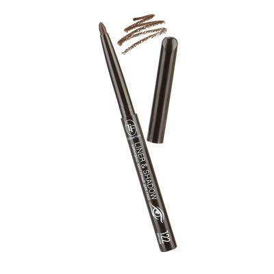 Контурный карандаш для глаз TF Liner & Shadow автоматический, тон №122 brown - Фото 1
