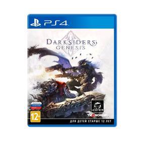 Игра для Sony Playstation 4 Darksiders Genesis Стандартное издание