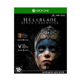 Игра для Xbox One Hellblade: Senua's Sacrifice